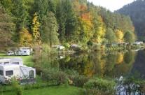 Neudahner Weiher im Herbst